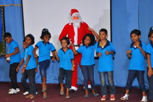 Jingle Bells at IELTS Sri Lanka (UNEX) (15)