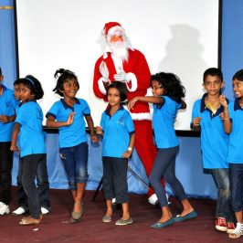 Jingle Bells at IELTS Sri Lanka (UNEX)