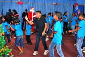 Jingle Bells at IELTS Sri Lanka (UNEX) (25)