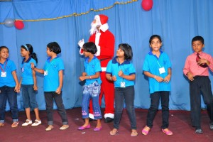 Jingle Bells at IELTS Sri Lanka (UNEX) (5)