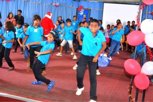 Jingle Bells at IELTS Sri Lanka (UNEX) (8)