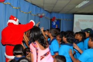 Jingle Bells at IELTS Sri Lanka (UNEX) (9)