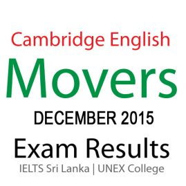 MOVERS DECEMBER 2015