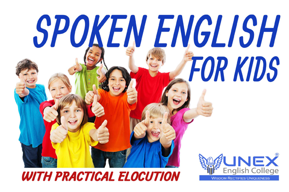 Spoken English for Kids